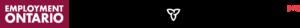 Employment Ontario, Ontario Government, and Government of Canada logos