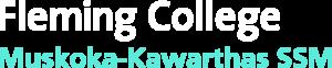 Fleming College | Muskoka Kawarthas SSM