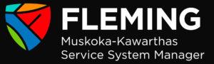 Fleming Muskoka-Kawarthas Service System Manager Logo
